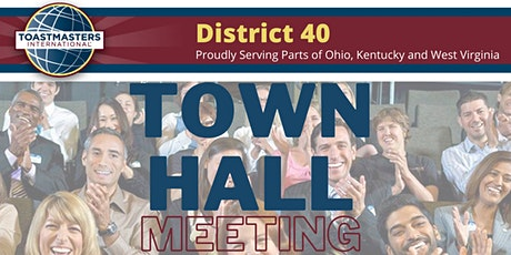 D40 Town Hall Meeting tickets