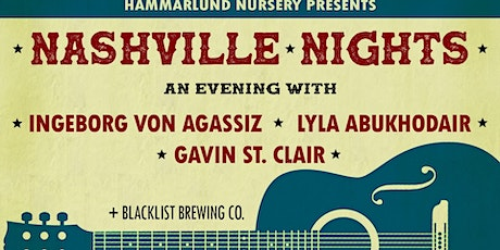 Nashville Nights tickets
