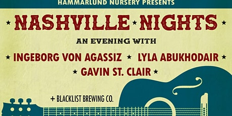 Nashville Nights [SOLD OUT] tickets