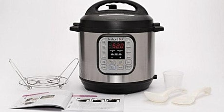 How to InstantPot August Class tickets