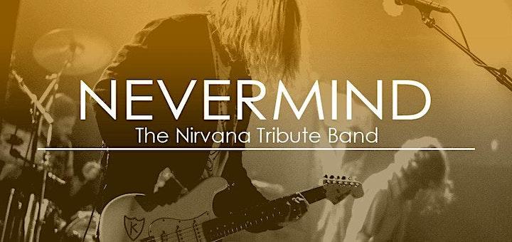 NEVERMIND: The Nirvana Tribute image