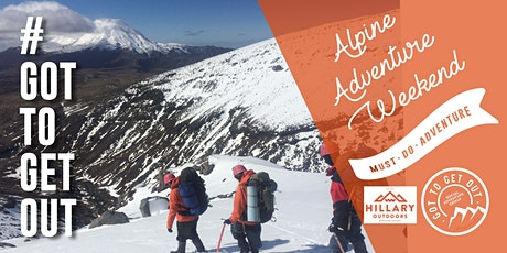 Got To Get Out #MustDoAdventure: Alpine Snow Adventure tickets