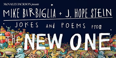 Jokes & Poems with Mike Birbiglia & J. Hope Stein tickets