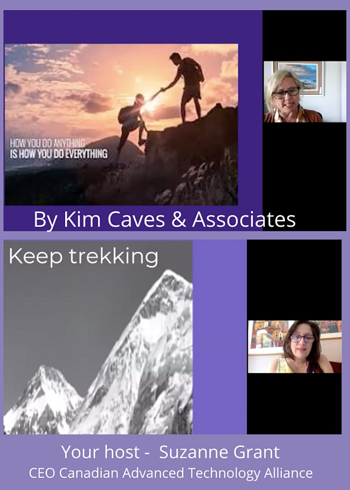 The Sales Team Journey - Reaching your Everest (Camp III) image