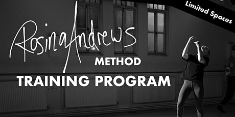 Rosina Andrews Method Training Program tickets