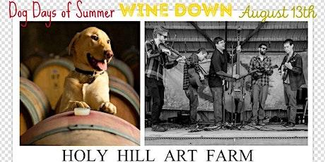 Dog Days of Summer - Wine Down tickets