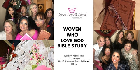 Women Who Love God Bible Study tickets