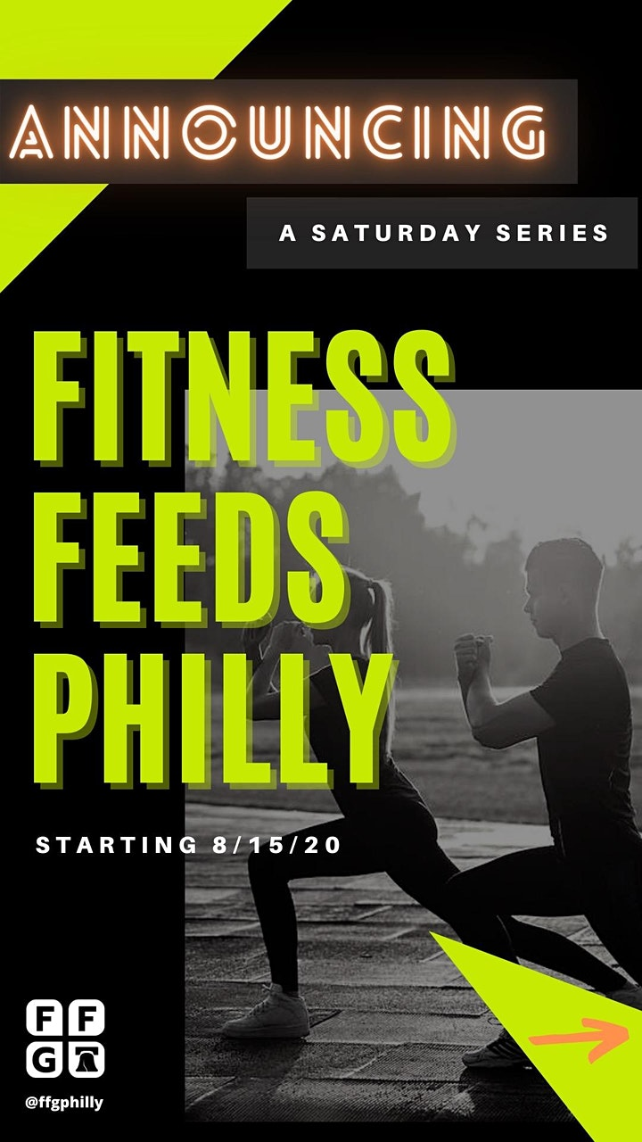 Fitness Feeds Philly image