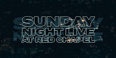 Sunday Night Live at Rancho tickets