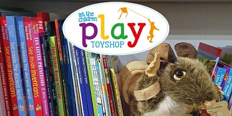 Copy of Story Time Wednesday 12th August tickets