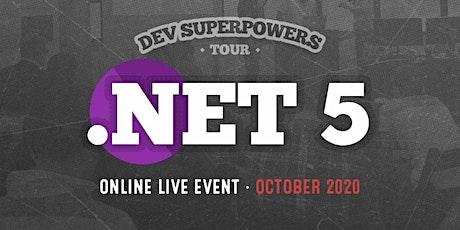 .NET 5 Superpowers - Online tickets