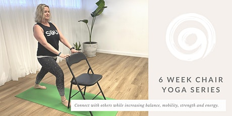 6 Week Chair Yoga Series tickets