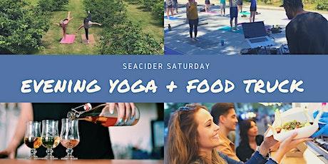 Silent Disco Yoga + Food Truck Picnic tickets