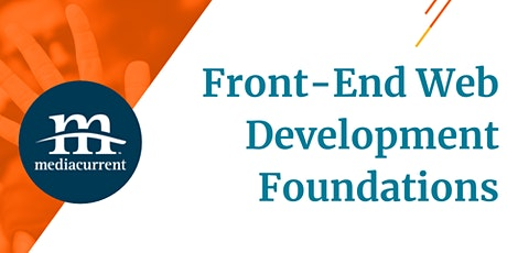 Virtual: Front-End  Web Development Foundations tickets
