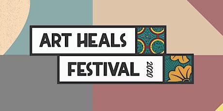 The Art Heals Festival tickets