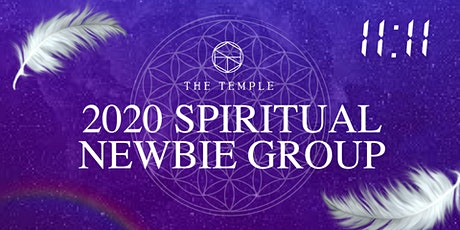 Spiritual Newbie tickets