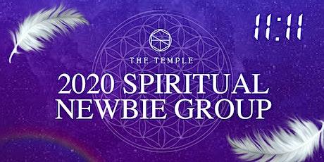 Spiritual Newbie tickets