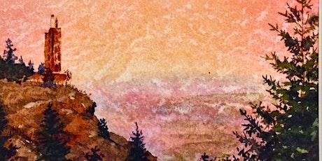Beginning Watercolor-Thursday Sept 24, 6-9pm tickets