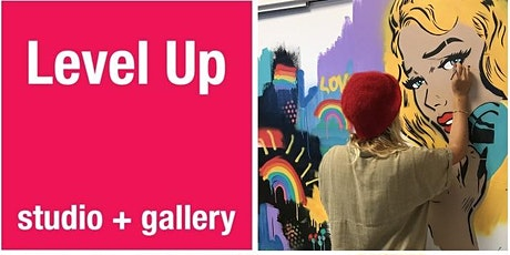 LEVEL UP RESIDENCY PROGRAM  INFORMATION SESSION FOR ARTISTS 18-25 YEARS tickets