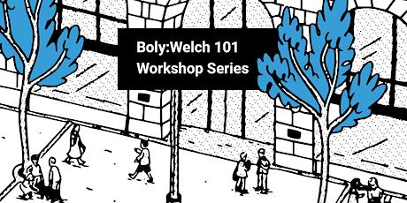 Boly:Welch 101: Interview Workshop tickets