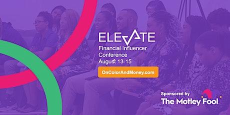 Elevate Influencer 2020 tickets