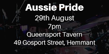 Aussie Pride at the Queensport Tavern tickets