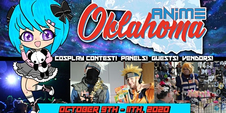 Anime Oklahoma 2020 tickets
