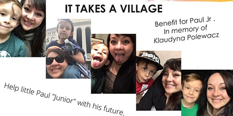 It Takes a Village, Benefit for Paul Jr. tickets