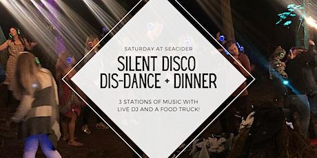 Silent Disco Dis-Dance Party + Food Truck tickets