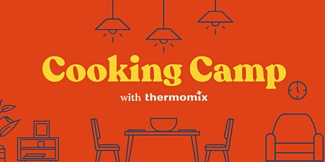 Cooking Camp with Thermomix tickets