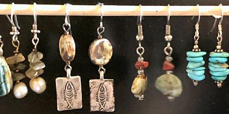 Make 6 Pairs of Earrings in One Class-Friday Dec 4, 6:30-8:30pm tickets
