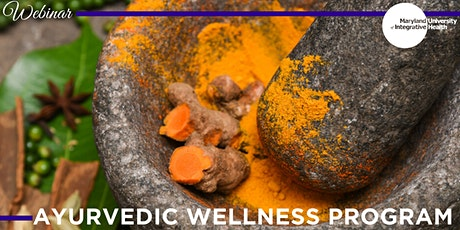 Webinar: Ayurvedic Wellness Program tickets