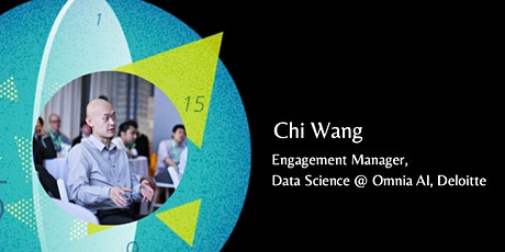 12 Coffee Speaker Series: Chi Wang tickets