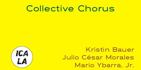 Collective Chorus — Session 3 tickets