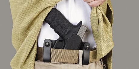 Conceal Handgun Permit Certification Course  tickets