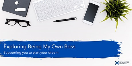 Exploring Being My Own Boss tickets