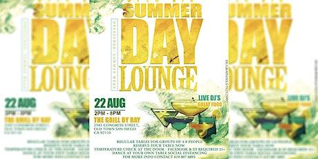 Summer Day Lounge entradas