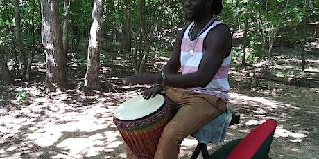 Drumming for Wellness-Drumming w/o Walls- DIALI returns! ! tickets