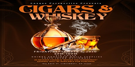 Cigars & Whiskey by Unyque Perspective tickets