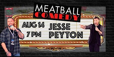 Jesse Peyton tickets