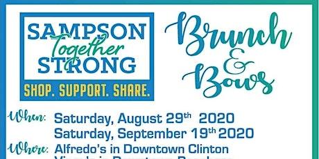 Brunch & Bows 11:00am tickets