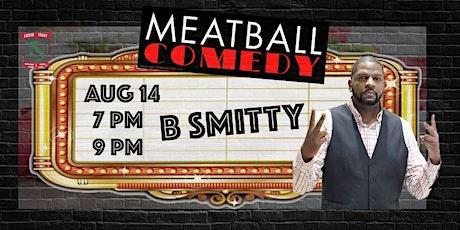 7pm - B Smitty tickets