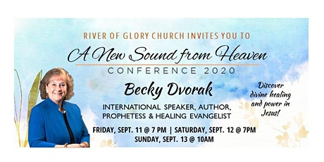 A New Sound from Heaven Conference - Becky Dvorak tickets