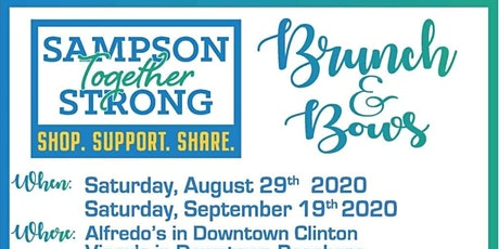Brunch & Bows 10:00am tickets