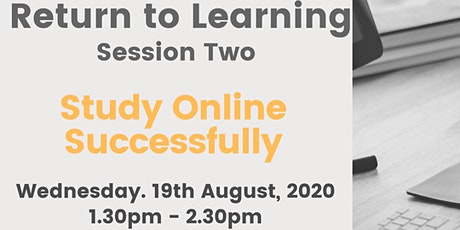 Study Online Successfully tickets