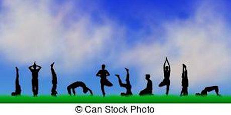 Beginner Yoga Small Class w Groovy Lotus tickets