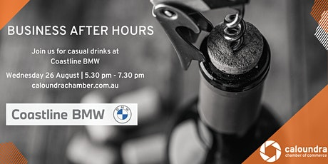 Business After Hours at Coastline BMW tickets