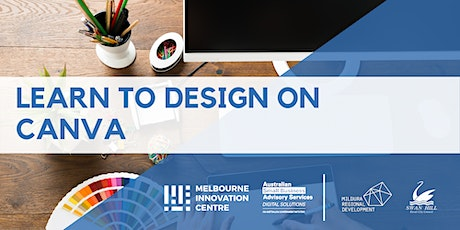 Learn to Design on Canva - Mildura & Swan Hill tickets