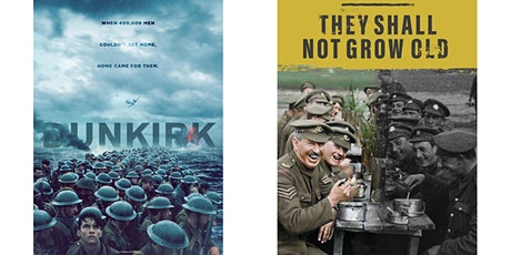 1.) Dunkirk   2.) They Shall Not Grow Old tickets