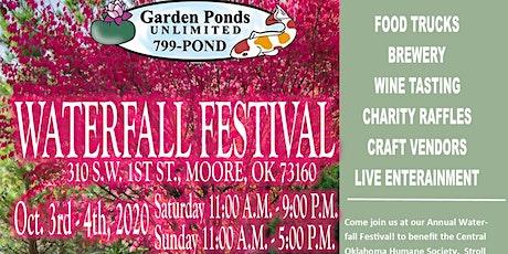 2020 Waterfall Festival tickets